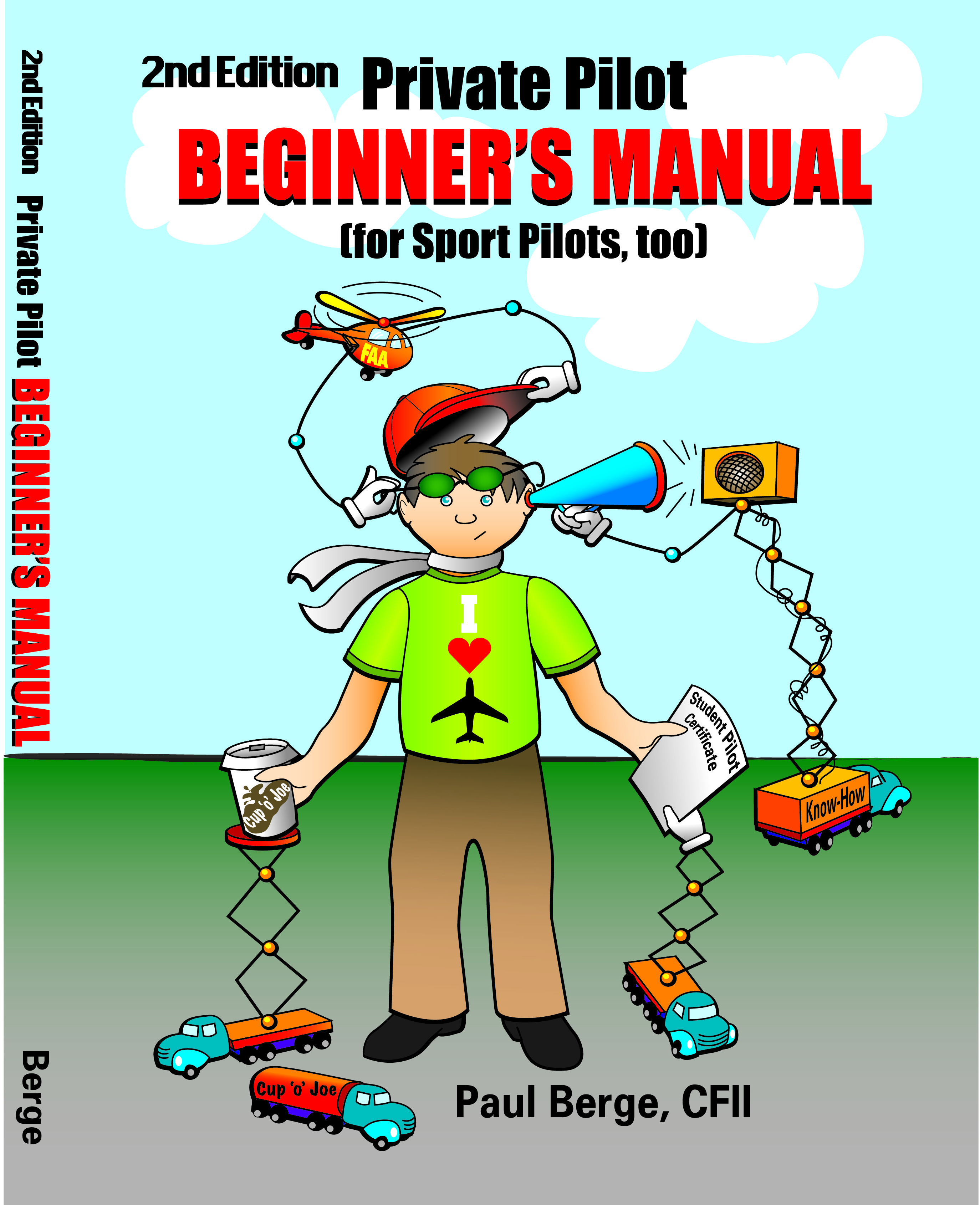 Private Pilot Beginner's Manual